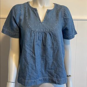 Madewell short sleeve shirts